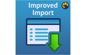 Magento Improved Import