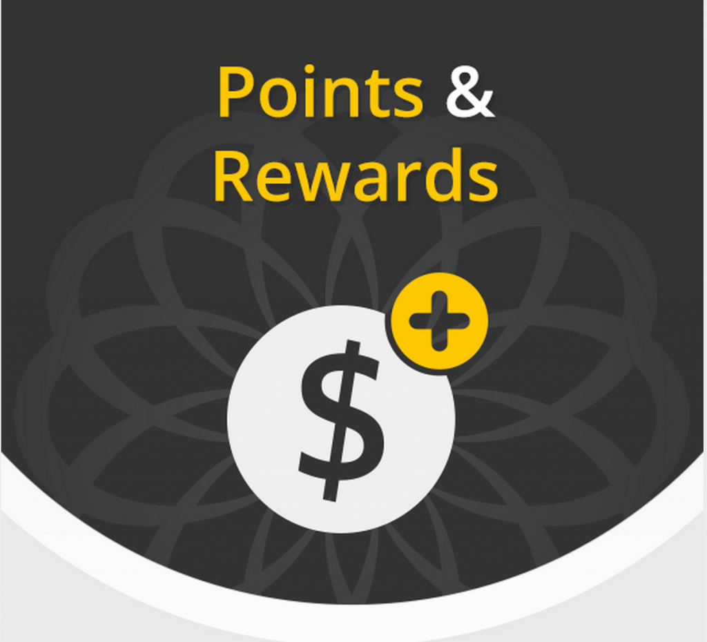 points & rewards