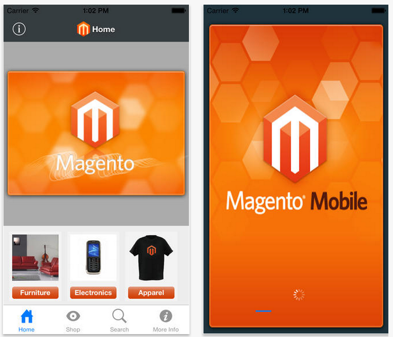 The Best Android & iOS Apps for Magento | FireBear