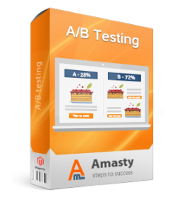 Magento A/B Testing Extension by Amasty