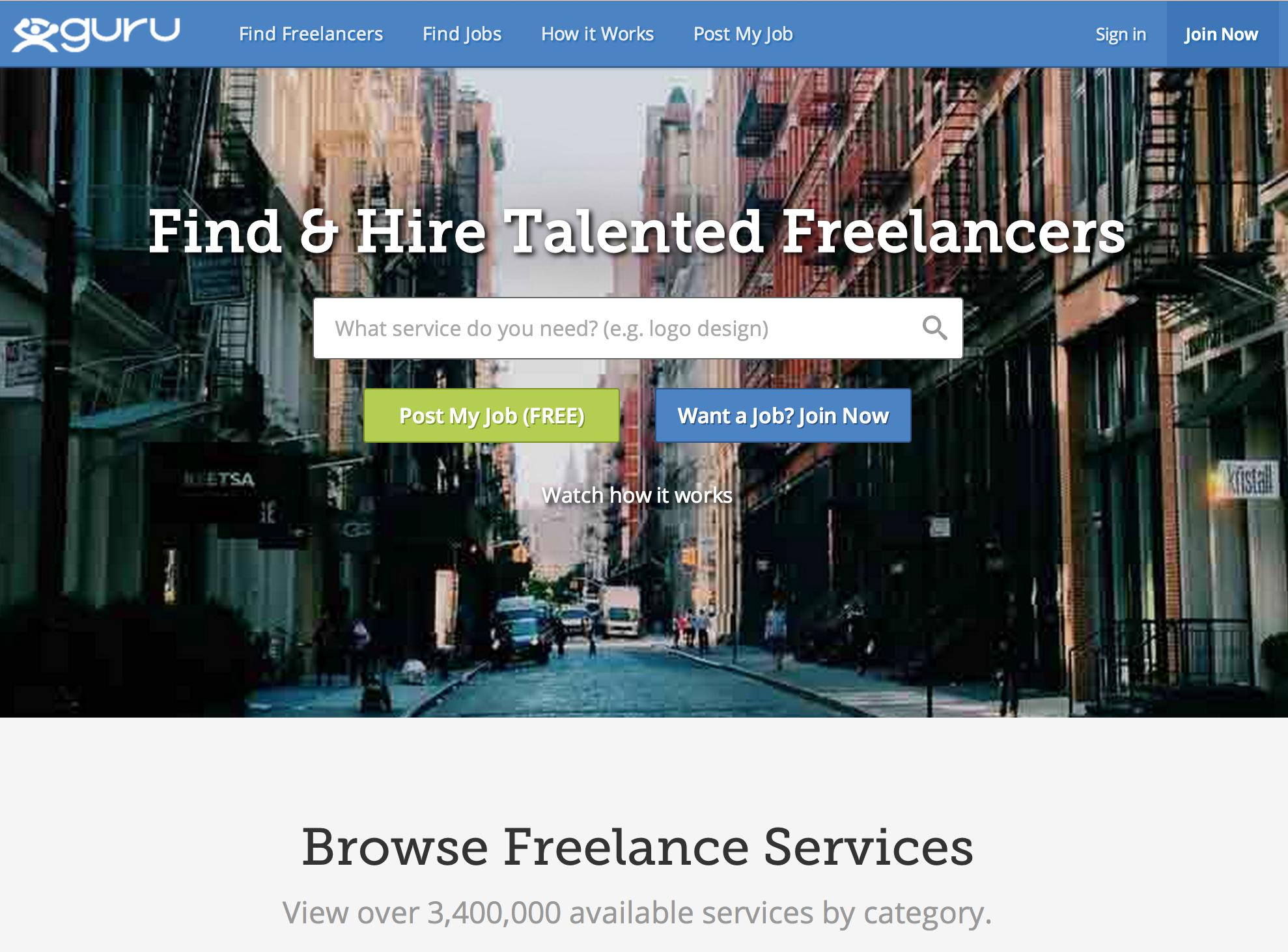 best platform for freelancers