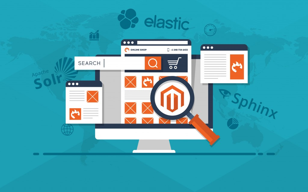 Magento extensions for improved catalog search
