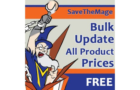 Custom Product Pricing Magento Extensions: bulk update all product prices