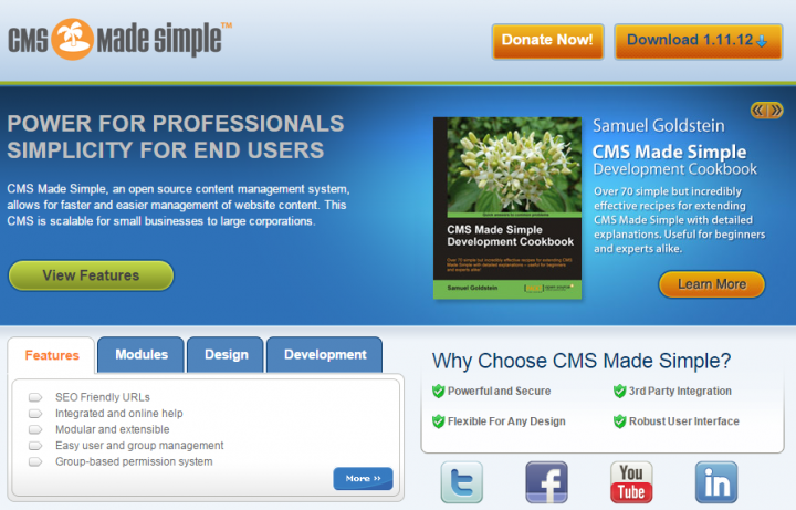 The Best PHP Content Management Systems (CMS) | FireBear