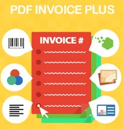 custom PDF invoice Magento 2 extensions