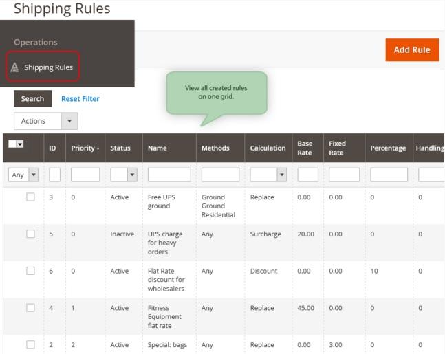 Custom Shipping Methods Magento 2 Extensions; Custom Shipping Rules Magento 2 Modules