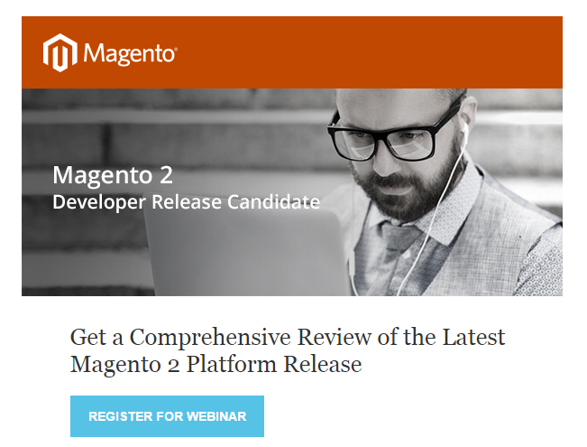Magento 2 Developer Release Candidate