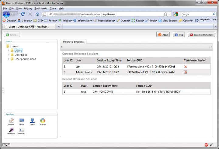 Best Net Microsoft Asp Net Cms Firebear