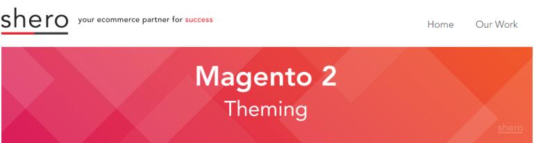 Magento 2 Templates Und Designs