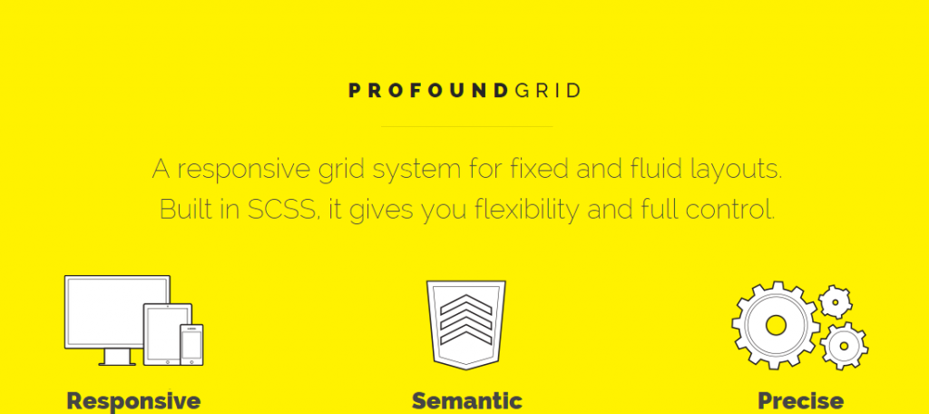 The best css frameworks and grid systems firebear css framework profound malvernweather Images