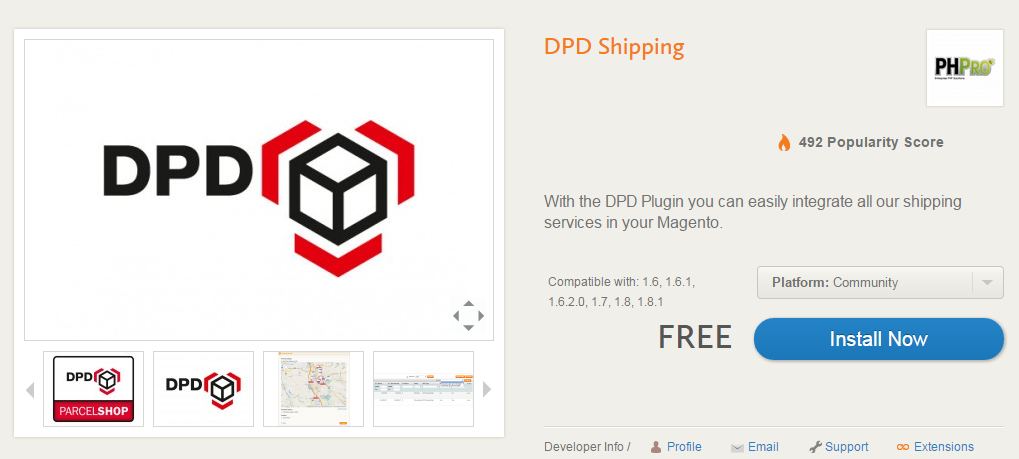 Click & Collect (In-store pickup) Magento extensions | FireBear