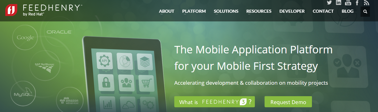 Everything about Mobile Enterprise