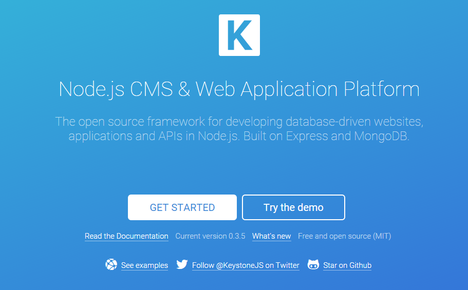 web application open source