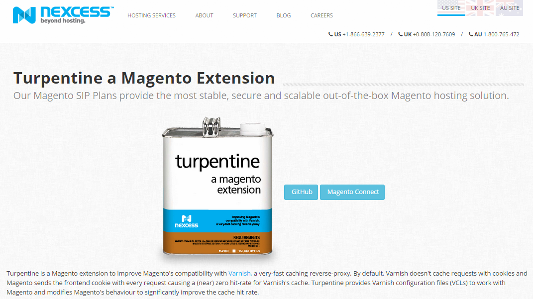 Magento performance improvements: Turpentine