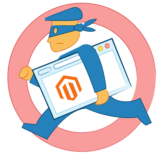 Magento critical security patches