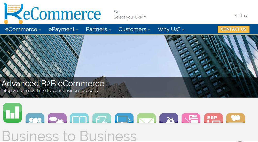 B2B Platforms for Creating a E-Commerce Website