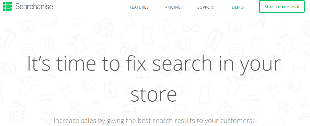 platforms, engines, tools and other solutions for ecommerce search