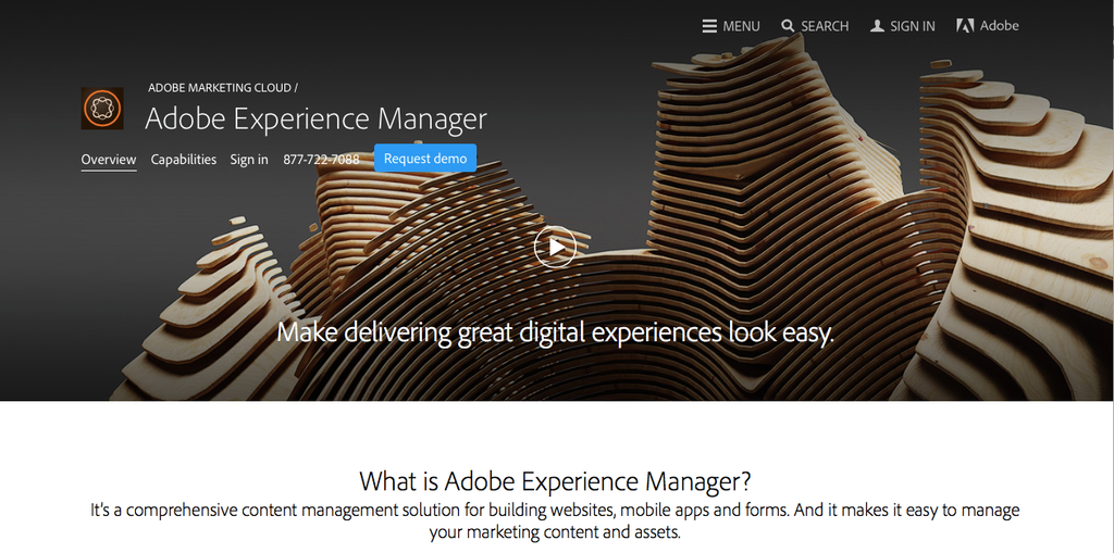 The Best Java CMS: Adobe Experience Manager