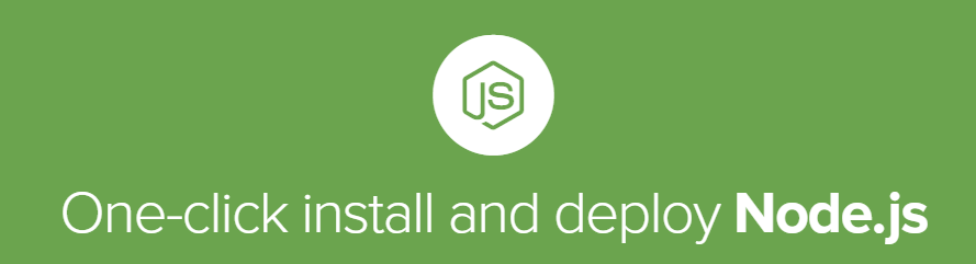 Node.js Hosting solutions for fast and easy development