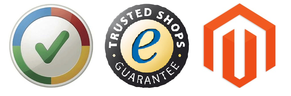 Google Trusted Stores and Trusted Shops Magento 2 Integration