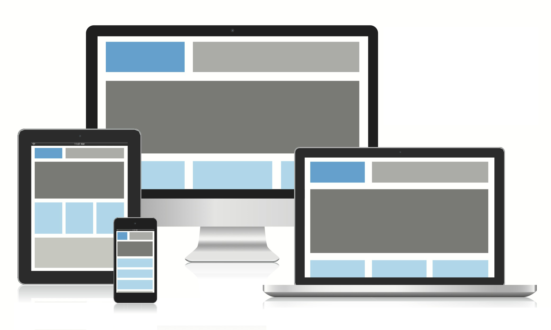 Responsive Web Design as one of Ecommerce Website design trends 2016