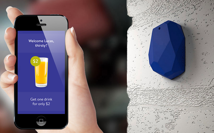 Beacons - future of commerce: e-commerce, m-commerce, brick-and-mortar