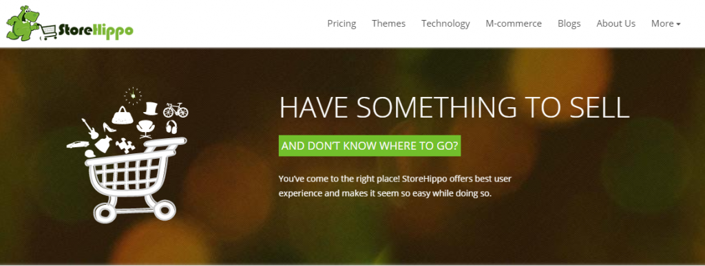 Node.js ecommerce with StoreHippo