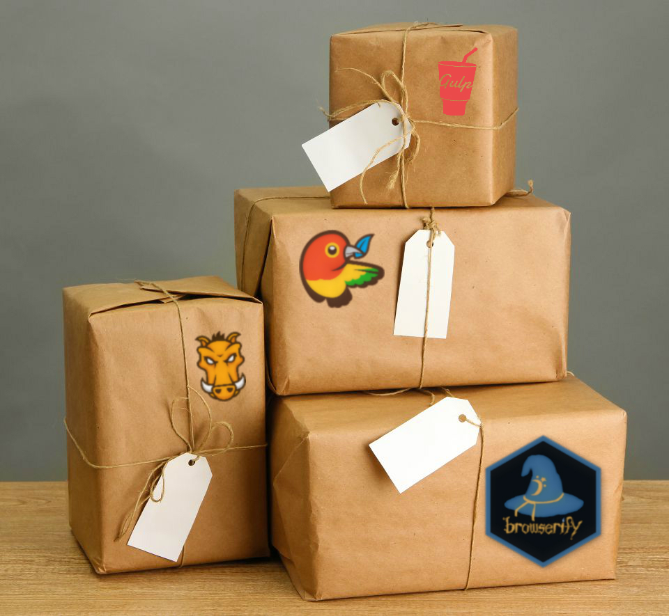 The best Bower and NPM packages