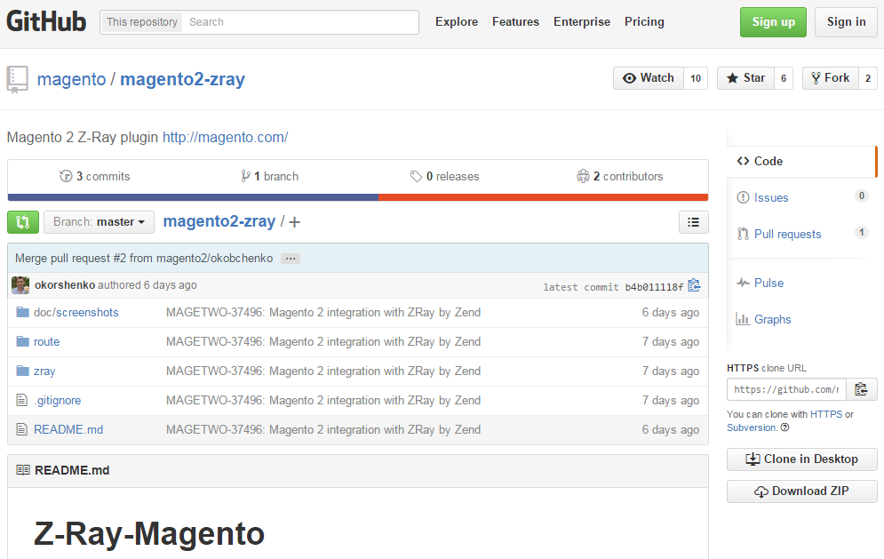 Magento 2 debugging with Z-Ray