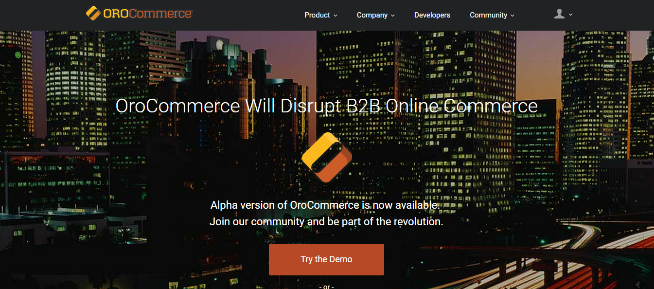 OroCommerce - the best platform for B2B Ecommerce