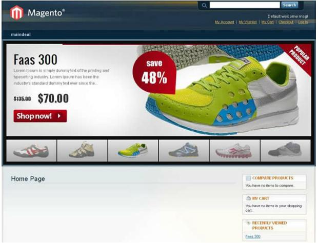 Magento 2 modules: Image banner slider