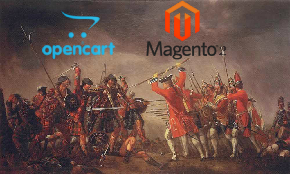 Why Magento 2 is better than OpenCart