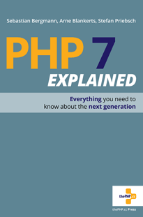 book about PHP 7