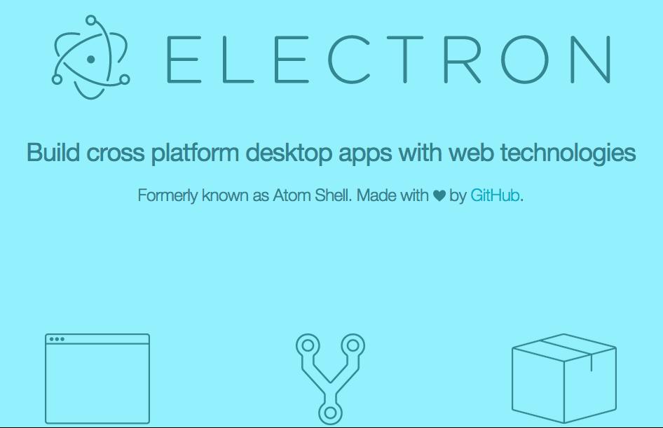 The Best Cross-Platform Development Tools: Electron