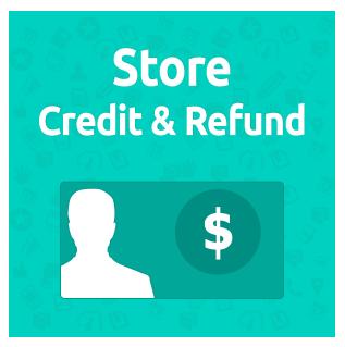 Store Credit & Refund Magento module