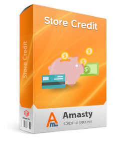 Amasty Store Credit extension