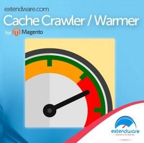 Extendware Cache Warmer Magento extension
