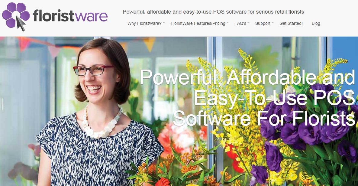 POS tools: FloristWare