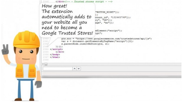 Google Trusted Stores Magento 2 Integration