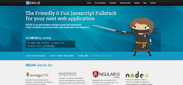 AngularJS tools: MEAN