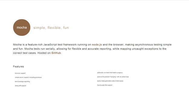 AngularJS tools: MOCHA.JS