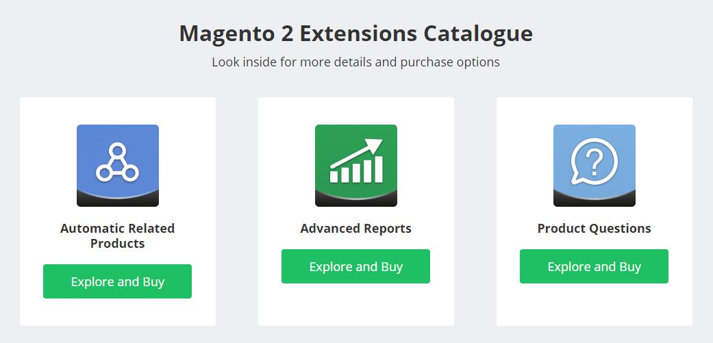 Magento 2 modules