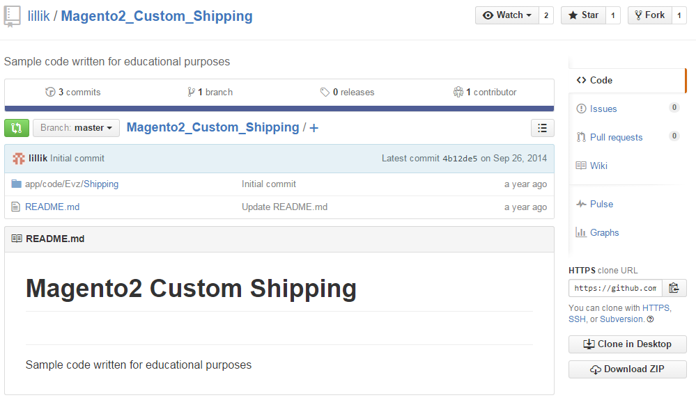 Magento 2 Custom Shipping methods