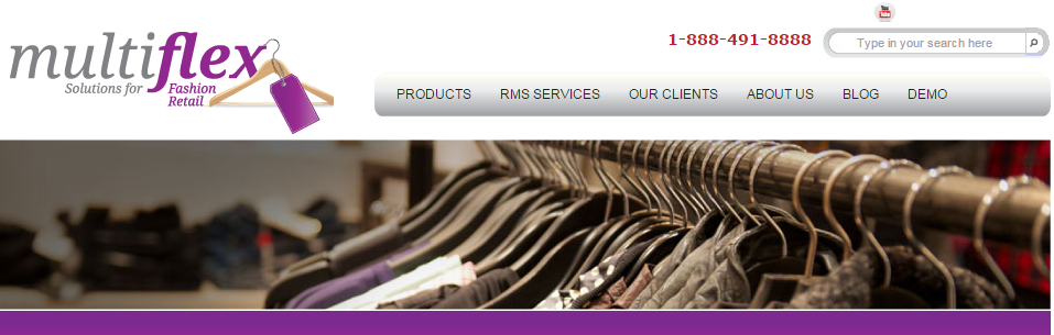 POS Systems: MultiFlex RMS Fashion and Apparel