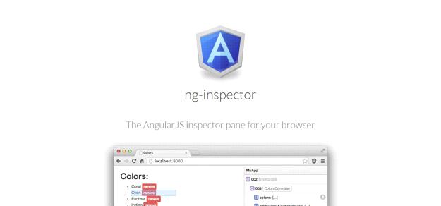 AngularJS tools: NG-INSPECTOR
