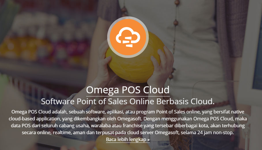 POS tools: Omega POS Cloud