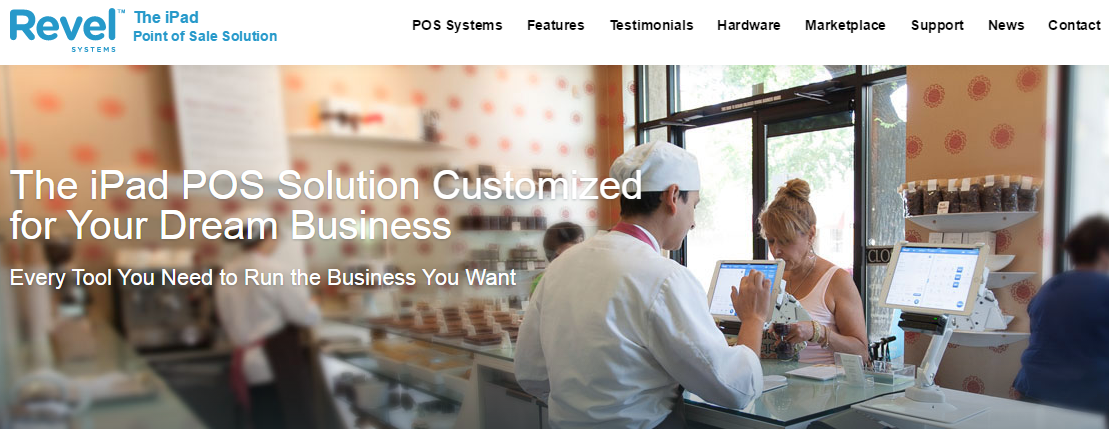 POS Systems: Revel Systems