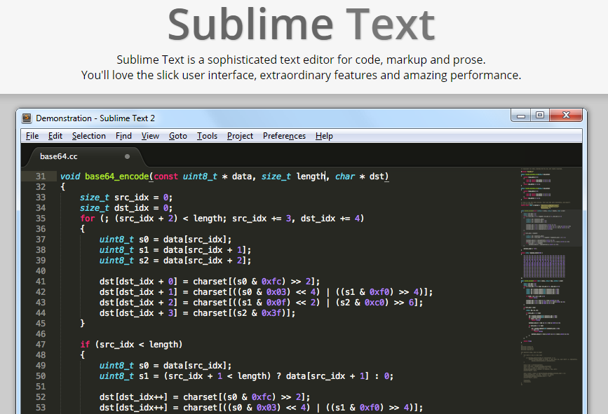 Sublime Text Node IDE