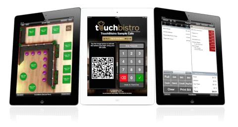 POS software: TouchBistro