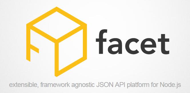 facet Node.js REST API framework